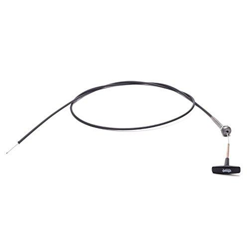 Land Rover Defender Bonnet Release Cable Part # ALR9556
