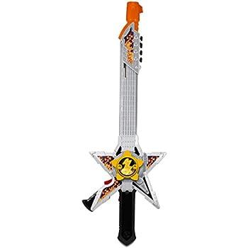 Power Rangers Super Ninja Steel - DX Rockstorm Guitar