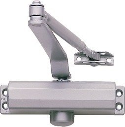 C9B1 - ECLIPSE OVERHEAD DOOR CLOSER 28730 VARIABLE SPEEDS 10YR WARRANTY SILVER SIZE 3 by Unknown by Unknown