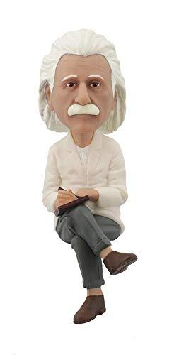 Royal Bobbles Albert Einstein Computer Sitter -