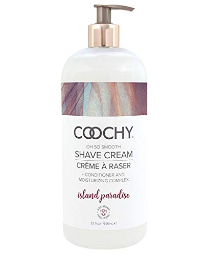 Coochy Shave Cream Island Paradise 32 - Escape Shave After