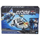 G.I. Joe Battle Below Zero Set 50th Anniversary by Hasbro