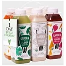 Garden of Flavor Organic One Day Juice Cleanse, 16 Fluid Ounce - 6 per pack -- 1 each.