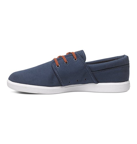 Shoes Camel Schuhe Bleu Homme Chaussures Herren DC Skateboard Navy de Haven Zq41dxZw6