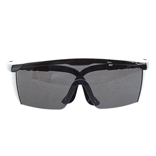 CA Couleur Lunettes Taille Nouveau lentille unique UV400 la de Noir SODIAL de R soleil PYSX5Hq