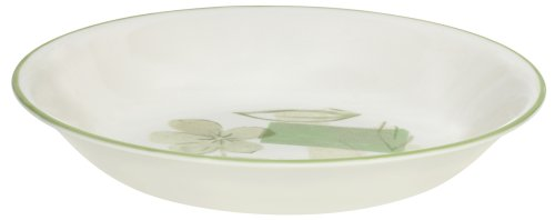 Corelle Impressions 20-Ounce Salad/Pasta Bowl, Textured Leaves (20 Oz Corelle Bowl compare prices)
