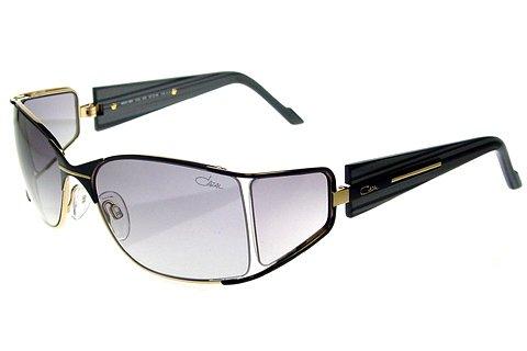 2ce22c933308 Amazon.com  CAZAL 954 Sunglasses Sun Glasses GREY Lens BLACK Frame  Clothing