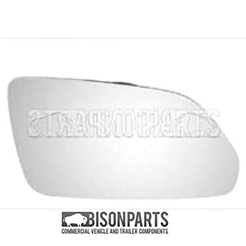 Door//Wing Mirror Glass RH Driver Side