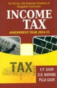 Read Online Kalyani Income Tax Made Easy PDF