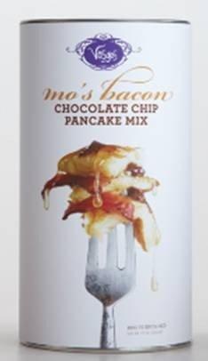 Bacon Chocolate Chip Pancake Mix