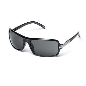 2c1509698568 MUK Men's Gene Sunglasses Nightshade Frame with Green Lens MUK107755 One  Size: Amazon.co.uk: Clothing