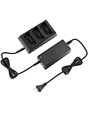 3 in 1 Ultra-Fast Balance Charger Intelligent Battery Charger Compatible with Parrot Bebop 2 Drone FPV Battery
