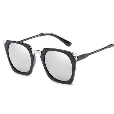 sol de de de mujer sol moda Gafas vendimia para de gran cuadradas Gafas la Gafas GGSSYY sol de tamaño de de Beige marca diseñador la Rosa de 5vqTwaW