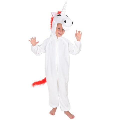 Einhorn Pferd Kinder Kostum 110 116 Fur Fasching Karneval