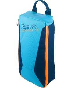 Image Unavailable. Image not available for. Colour  Adidas F50 Shoe Bag -  Blue ... 99617d2365