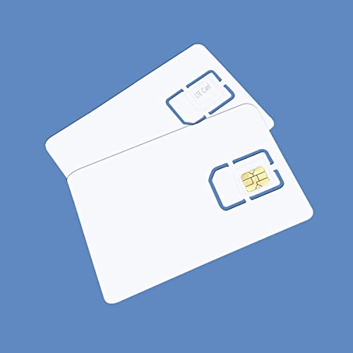 (Blank SIM USIM Card 4G LTE WCDMA GSM Nano Micro SIM Card 2FF 3FF 4FF Writable Programmable for Telecom Operator (2)