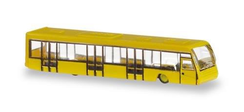 (Daron Herpa Airport Bus Set 1/400 Set Of 4)