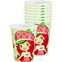 Strawberry Shortcake 'Dolls' Paper Cups (8ct)