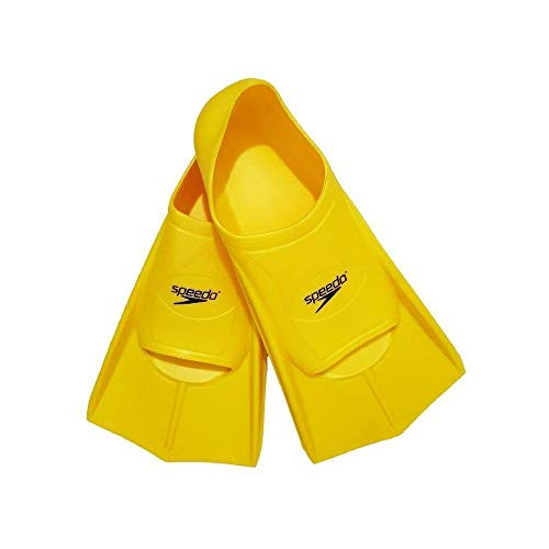 Nadadeira Natacao Speedo Training Amarelo 42/43