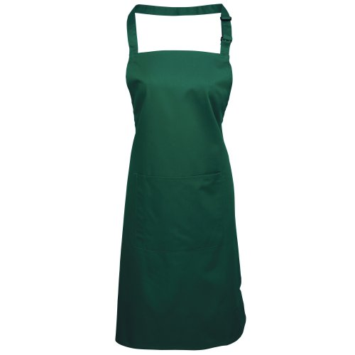 Colours with Workwear Top Bib Donna Verde Oliva Apron Pocket Premier 7wC1xq