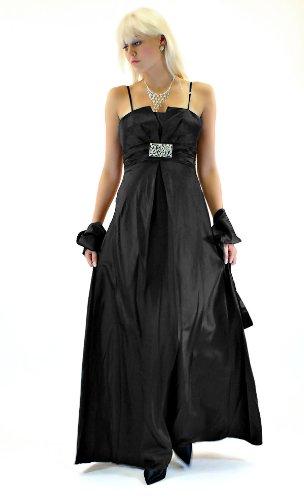 Young-Fashion -  Vestito  - Basic - Donna nero 42