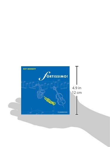 Fortissimo! Audio CD Set (4 CDs) by Cambridge University Press