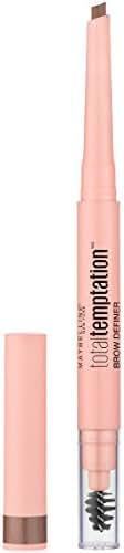 Maybelline Total Temptation Eyebrow Definer Pencil, Soft Brown