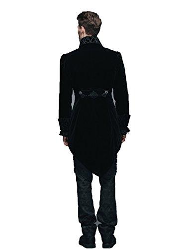 Giacca Devil Fashion Fashion Uomo Giacca Black Devil a7qxHP