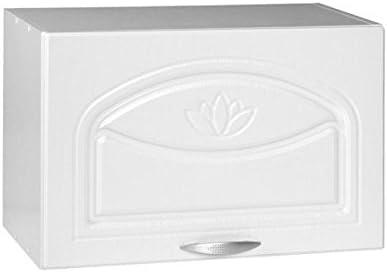 Mueble de cocina sobre campana Dina 60 cm 1 puerta blanco: Amazon.es: Hogar
