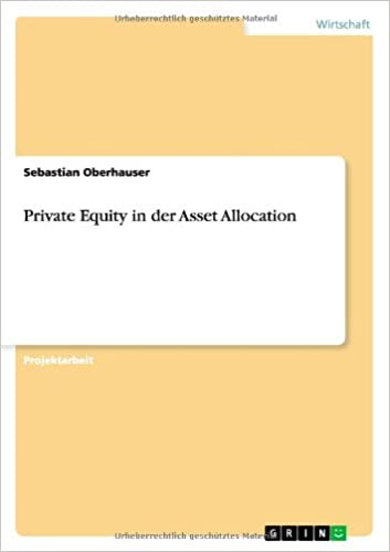 Private Equity in Der Asset Allocation (German Edition)