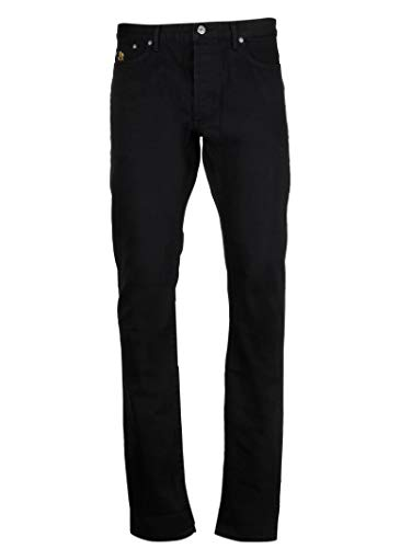 Dior Men's 923Ds24wy955981 Black Cotton Jeans