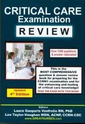 Critical Care Examination Review