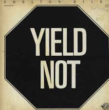 - yield not LP