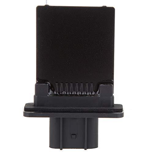 LUJUNTEC HVAC Heater Blower Motor Resistor Fan Resistor Replace 271505Z000 Fit for 2005-2007 Nissan Armada /2005-2017 Nissan Frontier /2004-2009 Nissan Quest /2004-2015 Nissan Titan ()