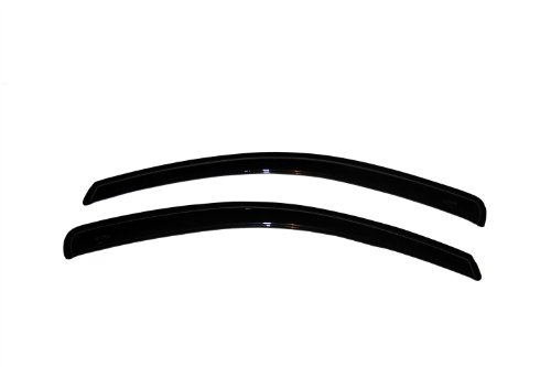 Auto Ventshade 92601 Original Ventvisor Side Window Deflector Dark Smoke, 2-Piece Set for 1999-2005 Pontiac Grand Am, 1999-2004 Oldsmobile Alero