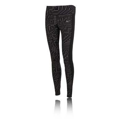 Nike Epic Lux Printed Women's Running Tights 686038 060 Xtra Small