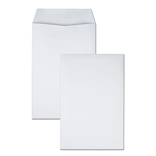 Quality Park Quality Park Redi-Seal White Catalogue Envelopes (QUA43117) (Best Options Trading Newsletter)