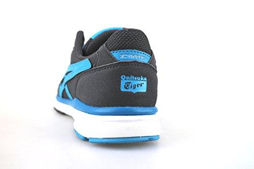 sneakers 5 ONITSUKA Femme EU B Gris AG211 ASICS by suédé TIGER 35 bleu cuir qrtYtZx