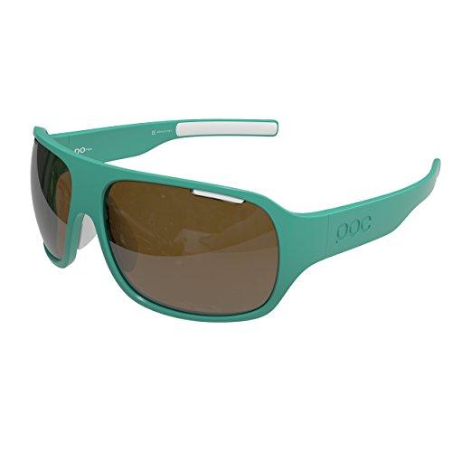 POC 2016/17 DO Flow Sunglasses - DOFL6010 (Beryl Green/Hydrogen White - BROWN - Sunglasses Beryl