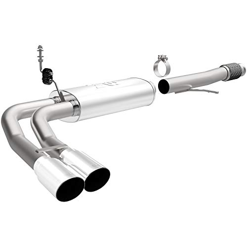 MagnaFlow 15270 Performance Cat-Back Exhaust System for Chevy Silverado Crew/Extended Cab V8 5.3L