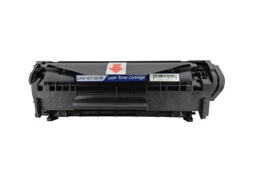 Blake Printing Supply 104 FX-9 FX-10 0263B001A Black Lase...