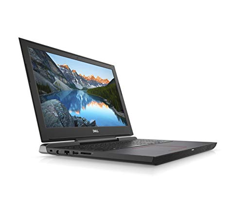 Dell G5587 G5 15 5587 Laptop: Core i5-8300H Processor, 16GB RAM, NVidia GTX 1060, 256GB SSD+1TB HDD, 15.6