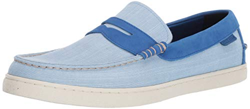 Cole Haan Men's Nantucket Loafer, Blue, 10 M US from Cole Haan