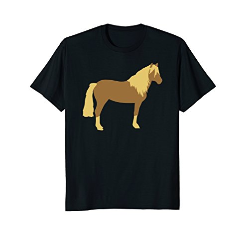 Haflinger horse T-Shirt, used for sale  Delivered anywhere in USA