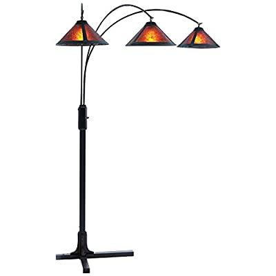 NOVA of California Mica Floor Lamp