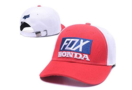 Quality Lovely Fox Baseball Caps Cattoon Pattern Embroidery Hats for Women Men Snapback Hip Hop Caps Casquette ()