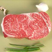 Kobe Wagyu Beef Rib-Eye Steaks - 4 x 14 oz. Steaks (Free ...