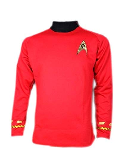 Star Trek Scotty Medicine Classic Costume Uniform TOS (XL) -