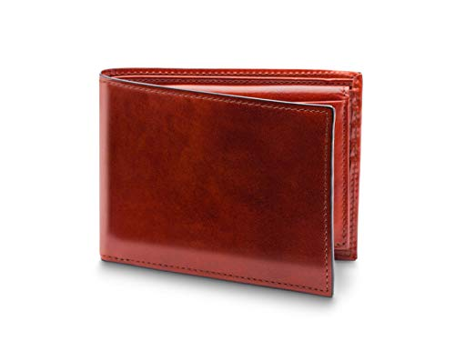 Bosca Old Leather Collection - Credit Wallet w/ID Passcase, Cognac