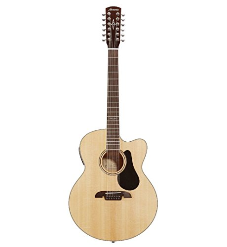 Alvarez AJ80CE-12 Artist Series Guitar Alvarez Acoustic Electric Strings